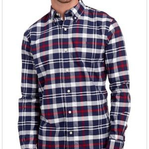 CHAPS-Go Untucked-Button Down Shirt